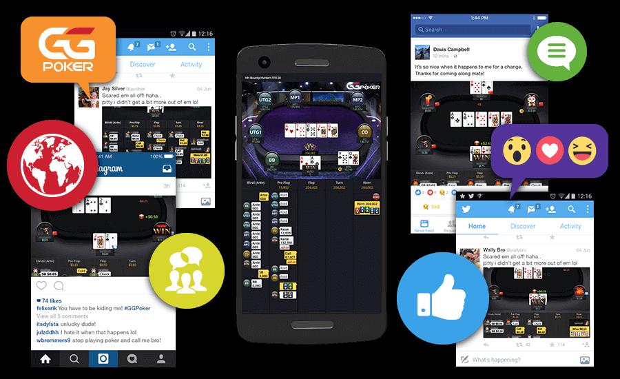 GGPoker Online Poker App