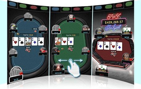 Online Poker App On The Go