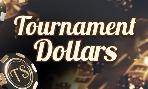 Poker Tournament Dollars