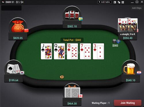 Texas Holdem Poker Card Games
