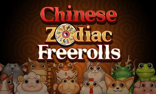 Zodiac Freerolls Online Poker Tournament